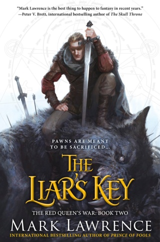 liars key cover