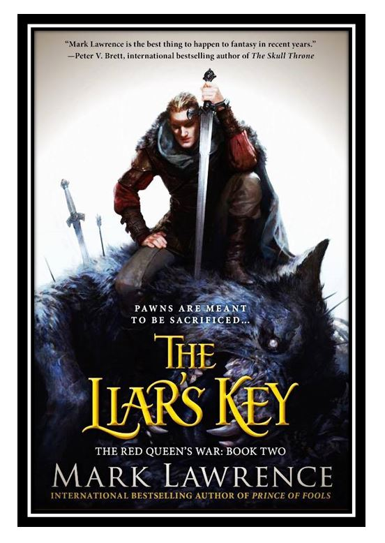 the liar's key new