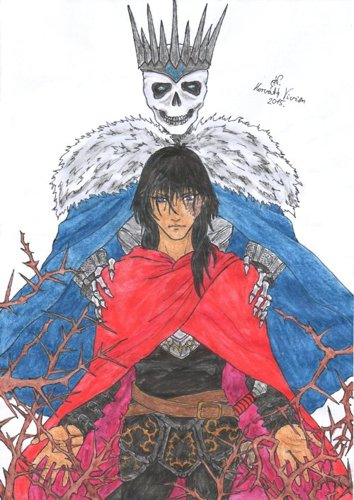 Jorg and Dead King