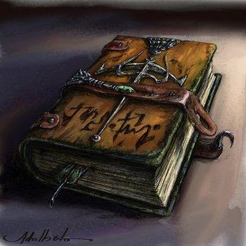 mystic_book_by_adalbertofsouza-d2xvmui