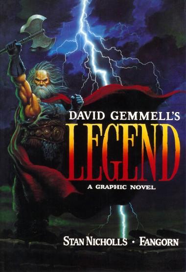 Legend graphic novel