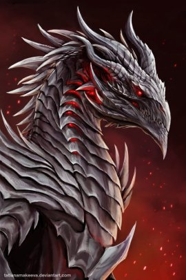dragon_demon_by_tatianamakeeva-d9kw1w3