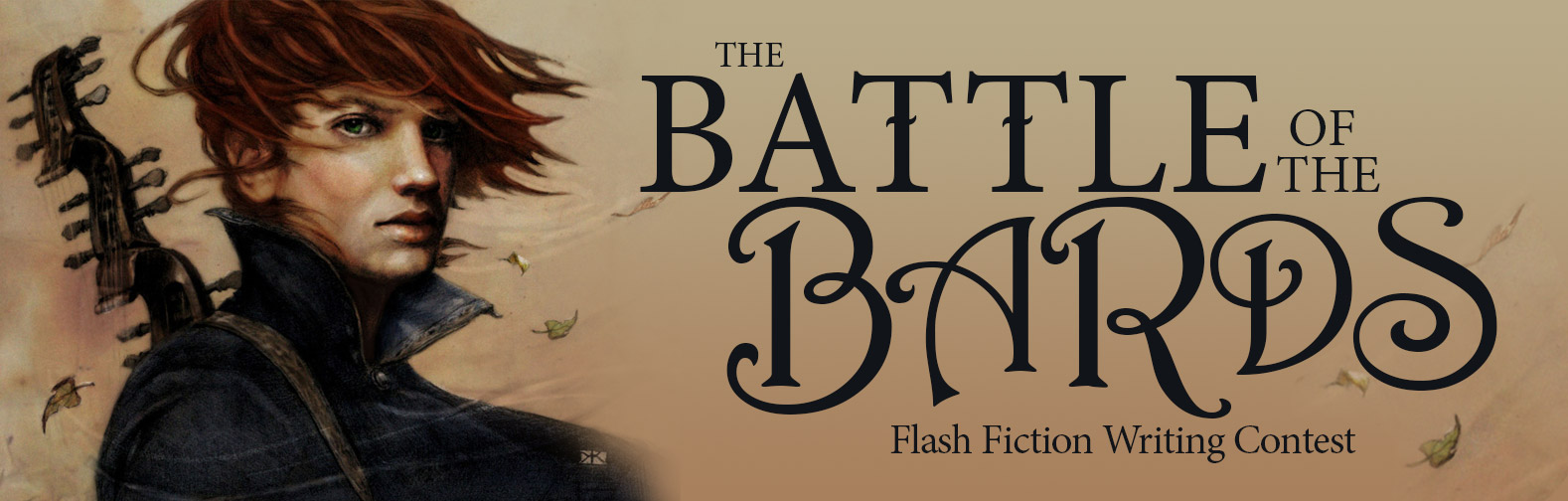 The Battle of the Bards Flash Fiction Writing Contest