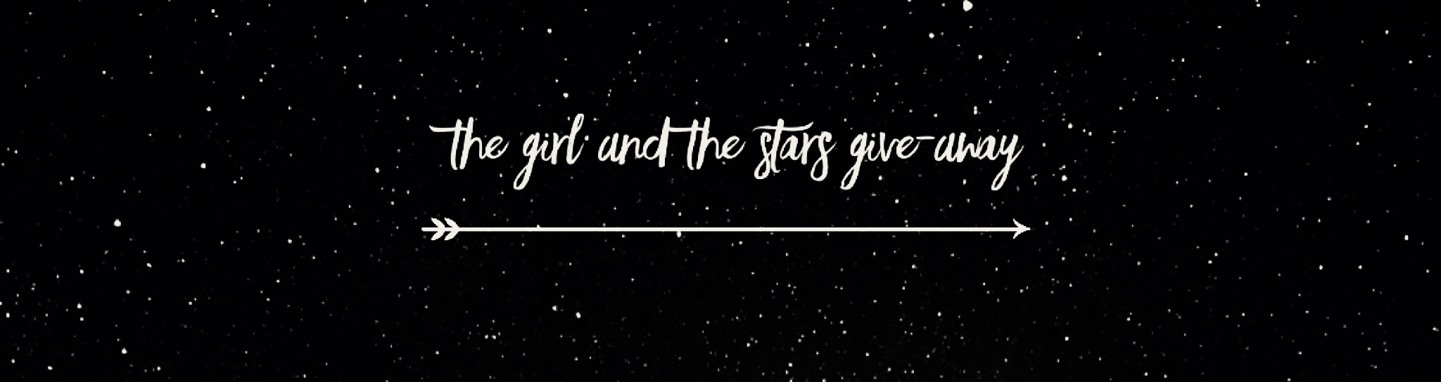 The Girl And The Stars Give-Away