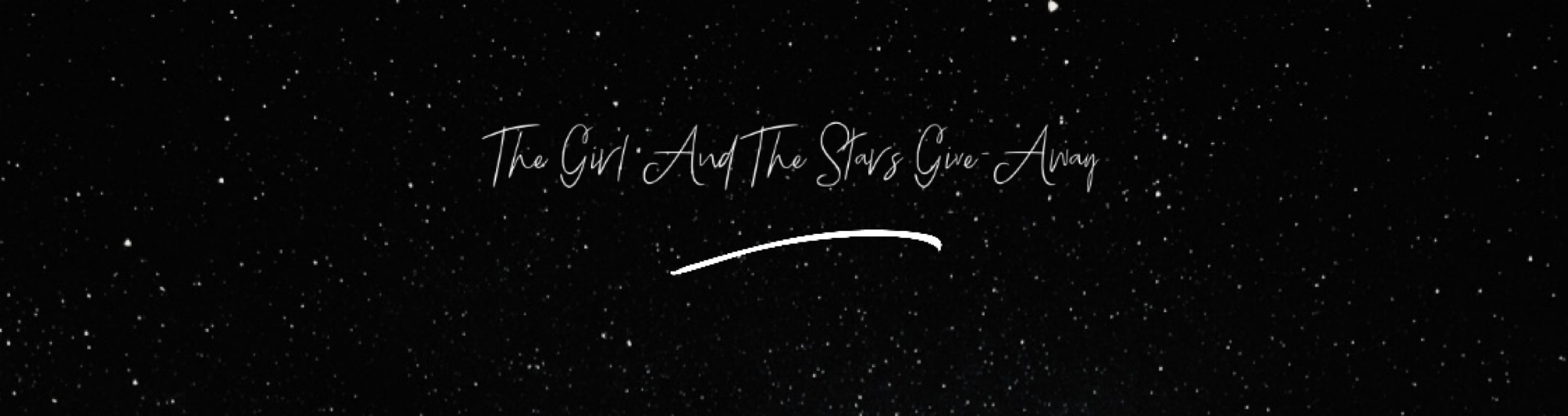Announcing the winners of The Girl and the Starsgiveaway